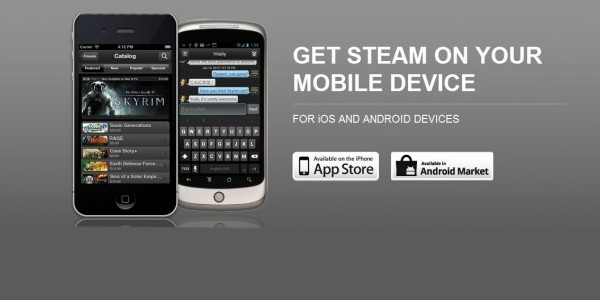 Steam Is Set To Take Over Your Phone