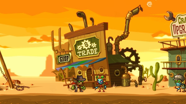 X Marks The Spot: SteamWorld Dig Hits PS4, PS Vita March 18th