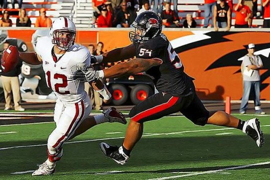 Stephen Paea Oregon State 540x360 2011 NFL Draft Winners: Chicago Bears