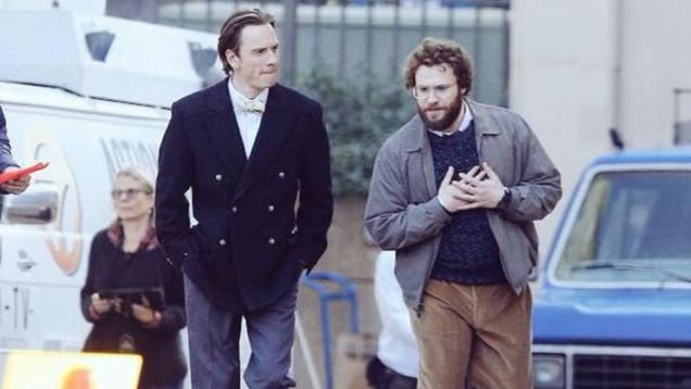 Here's Your First Official Look At Michael Fassbender As Apple Co-Founder Steve Jobs