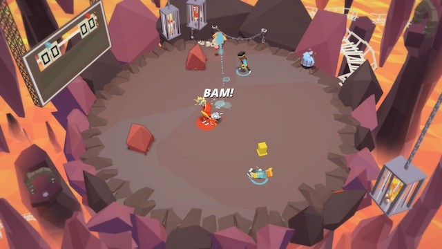 Stikbold! A Dodgeball Adventure Review