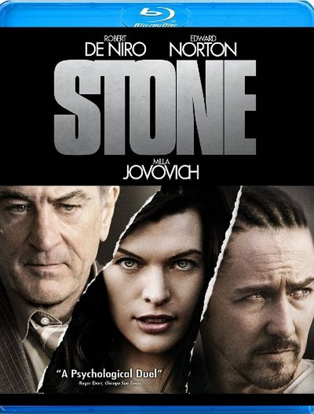 Stone Blu-Ray Review