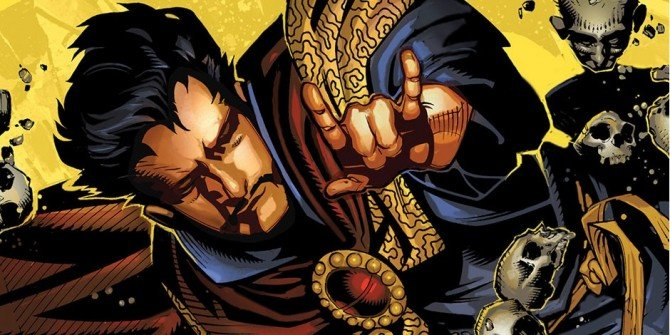 New Doctor Strange Story Details Revealed