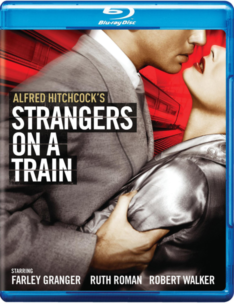 Strangers On A Train Blu-Ray Review