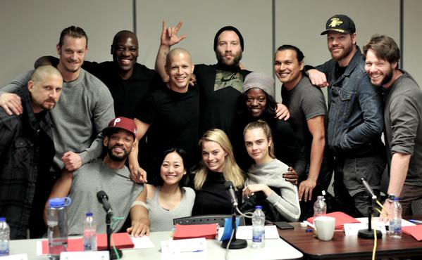 David Ayer Gets The Cameras Rolling On Suicide Squad, Blockbuster Rumored To Appear