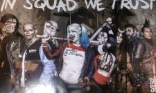 Promotional Posters For Suicide Squad Tease New Looks At Harley Quinn