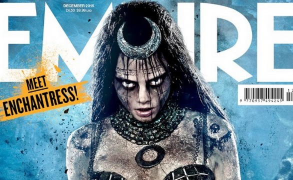 The Joker And Enchantress Adorn New Empire Covers For Suicide Squad