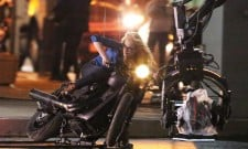 Dr. Harleen Quinzel Roars Through The Streets Of Toronto In New Suicide Squad Set Photos