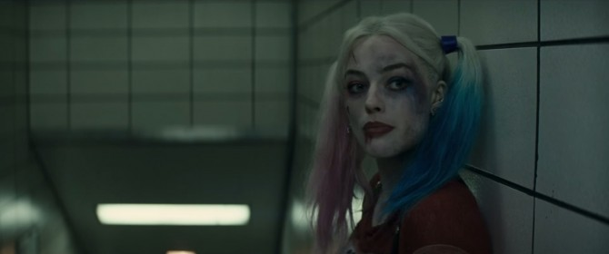 New Description Of A Suicide Squad Scene Featuring Harley Quinn