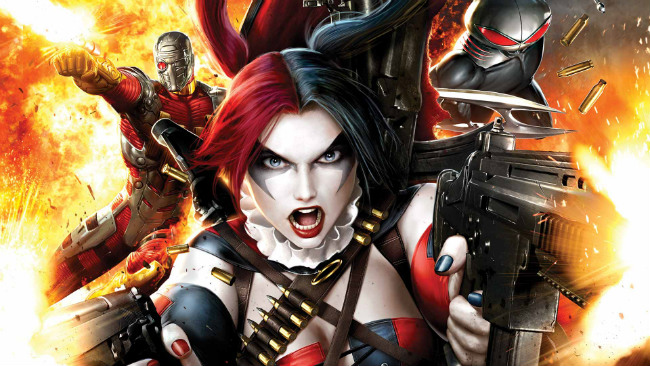 Margot Robbie Likens David Ayer's Suicide Squad To The Dark Knight