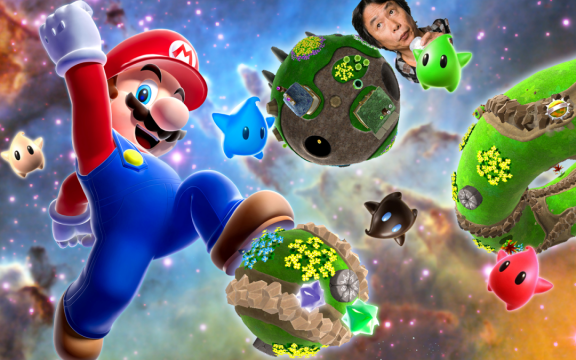 Super Mario Galaxy Is Alive And Well, Says Miyamoto