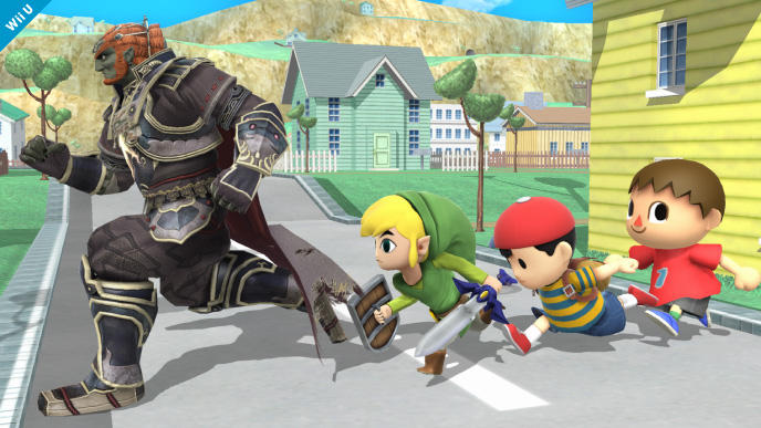 Super Smash Bros. Wii U Is The Lead Star Of This Week's Nintendo Direct