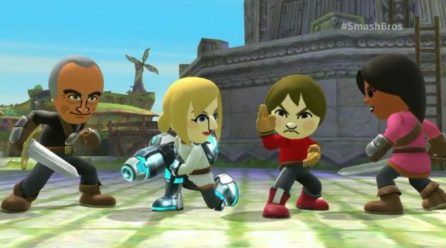Super Smash Bros. 3DS Set To Get Share Mode, Amiibo Functionality In New Update