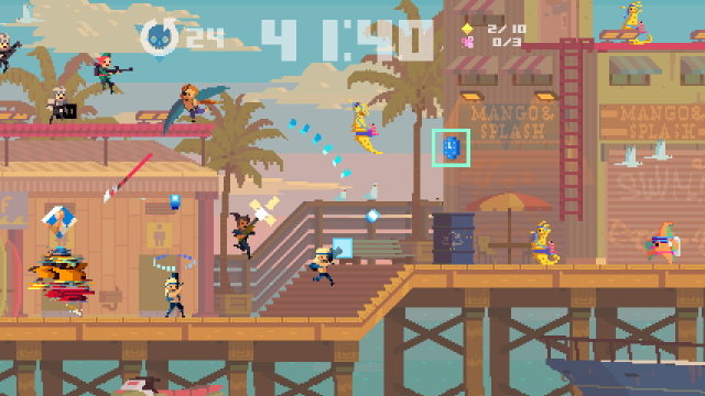Super Time Force 5