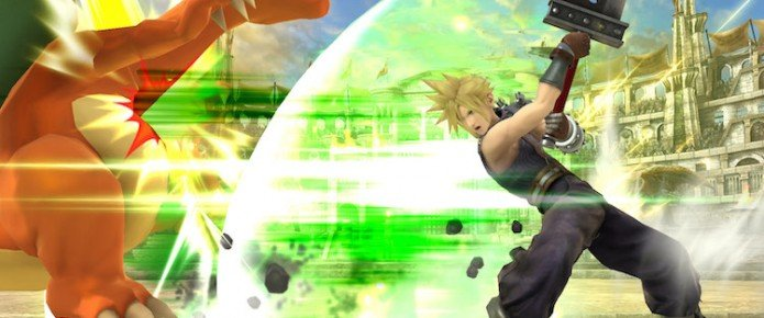 Final Fantasy VII's Cloud Strife Joins The Fight In Super Smash Bros.