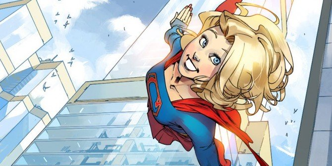 Supergirl Comic