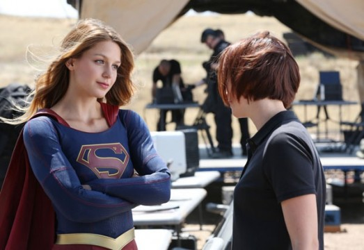 Official Description And First Look Image From Supergirl Season 1, Episode 2