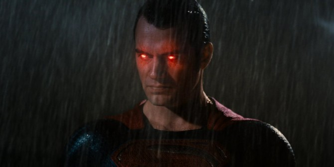 Henry Cavill On The Shadow Man Of Steel's Destruction Cast Over Batman V Superman: Dawn Of Justice