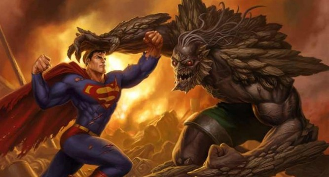 Latest Batman V Superman: Dawn Of Justice Rumors Point To Doomsday