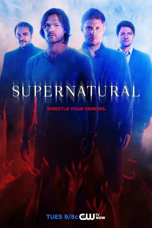 Sam & Dean Are Up Against It In New Poster For Supernatural Season 10