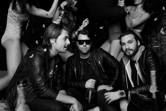 Axwell Speculates About Swedish House Mafia Reunion In Recent Interview