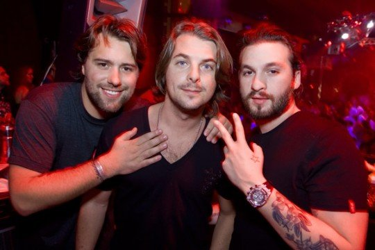 Is Swedish House Mafia Getting Ready For A Reunion?