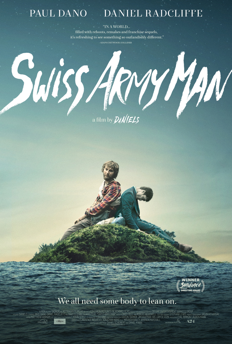 Swiss Army Man Serves Up Bizarre Red-Band Trailer And NSFW Giggles Aplenty