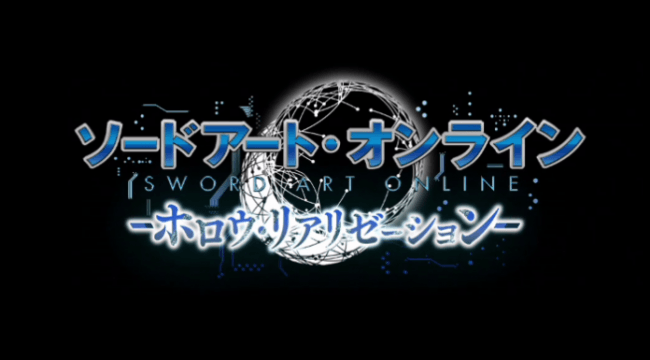 Sword Art Online: Hollow Realization Is Coming To Playstation 4 And Playstation Vita