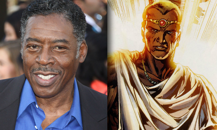 Former Ghostbuster Ernie Hudson Circling T'Chaka Role In Marvel's Black Panther