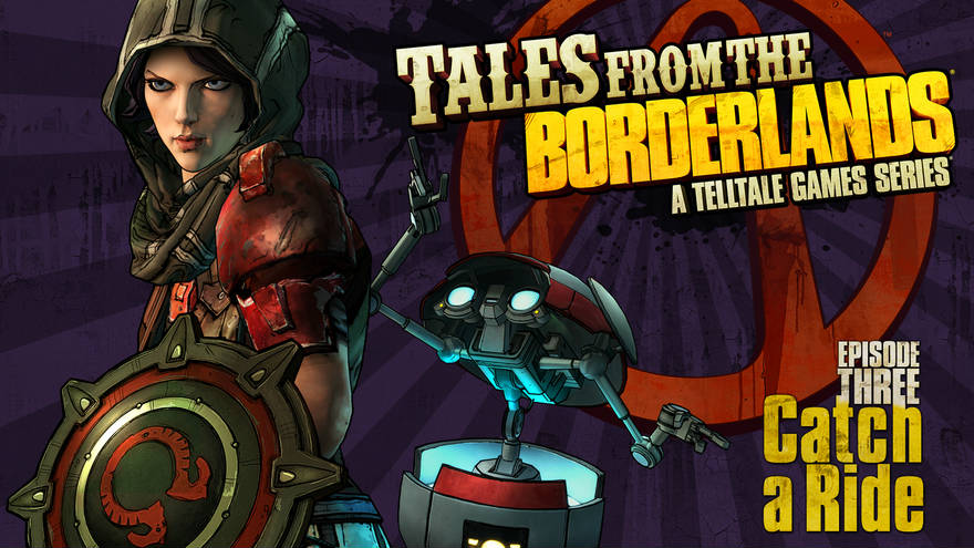 Rhys And Fiona Return For Tales From The Borderlands Episode 3 On June 23