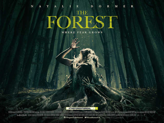 Latest Poster And Trailer For Natalie Dormer-Led Horror The Forest Emerge