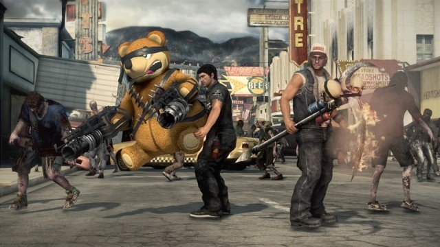 A Dead Rising Movie Is Officially In The Works