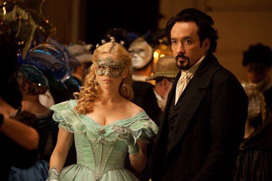 Roundtable Interview With John Cusack On The Raven