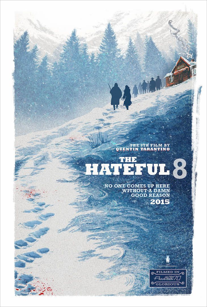 The Hateful Eight Originally Pitched As A Sequel To Django Unchained