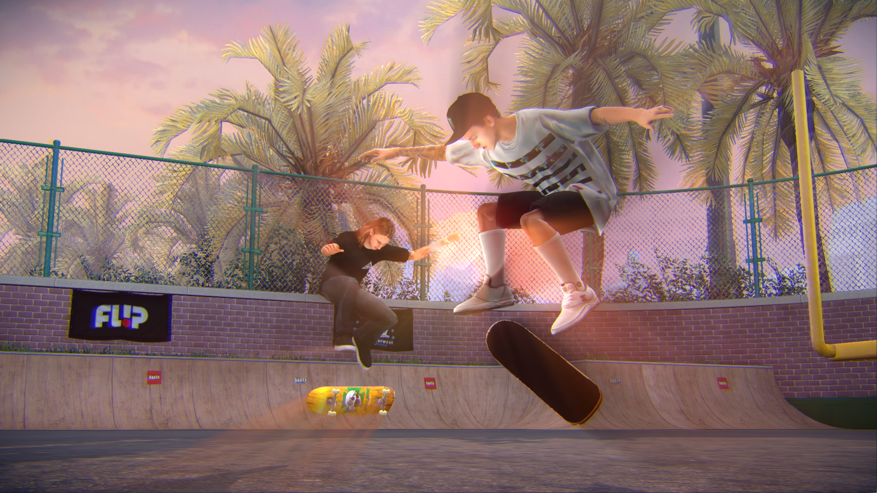 The First Gameplay Trailer For Tony Hawk's Pro Skater 5 Is Finally Here