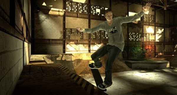 Tony Hawk's Pro Skater HD Could Receive New Stages Via DLC