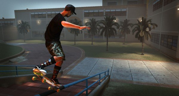 List Of Levels/New Screens Released For Tony Hawk's Pro Skater HD
