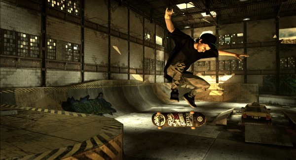 Tony Hawk's Pro Skater HD Is Now Available On XBLA; Activision Reveals New DLC Details