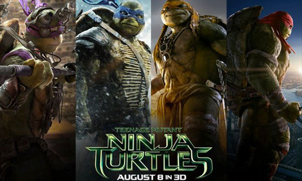 Teenage Mutant Ninja Turtles (2014) en vostfr