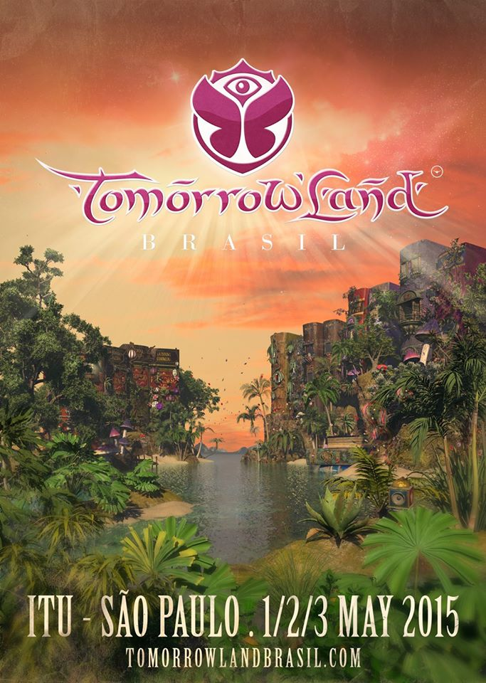Tomorrowland Brazil Dates Officially Announced