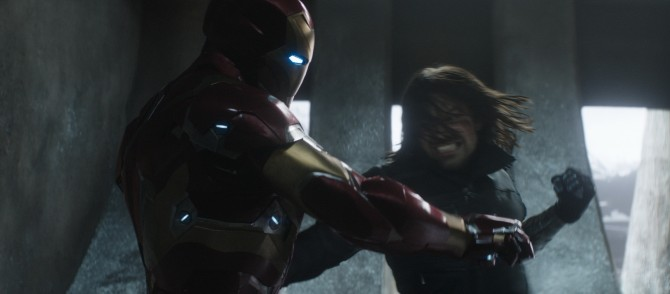 Kevin Feige Reveals That Captain America: Civil War Contains His All-Time Favorite MCU Moment