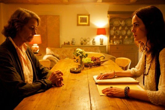 Extended Look At Restless Starring Michelle Dockery & Charlotte Rampling