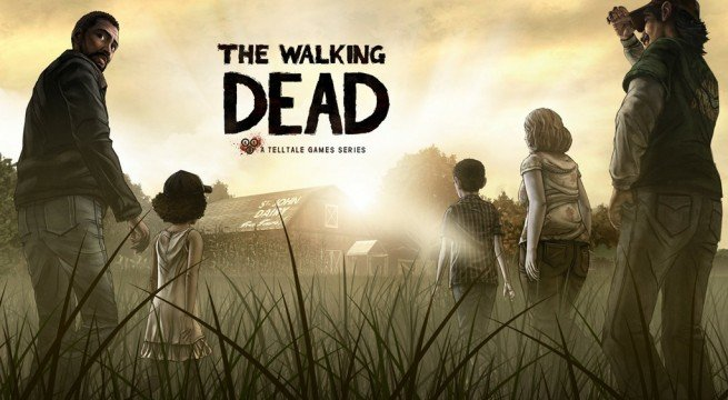 Telltale's The Walking Dead Bites Its Way Into The Playstation Vita's Library