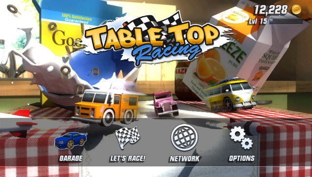 Table Top Racing 1 Table Top Racing Review