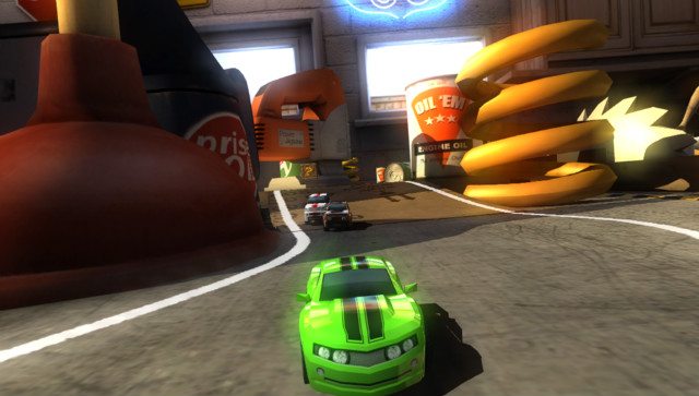 Table Top Racing 4 Table Top Racing Review