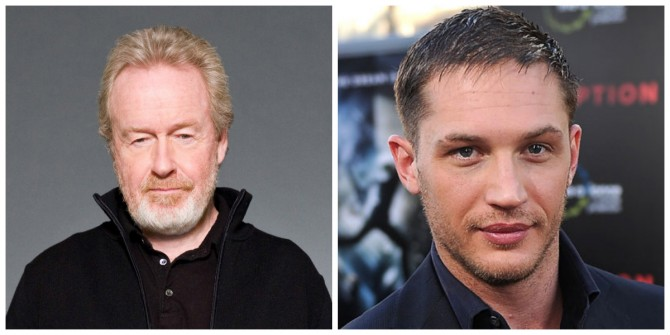 FX Acquires Ridley Scott And Tom Hardy's Period Drama Series Taboo