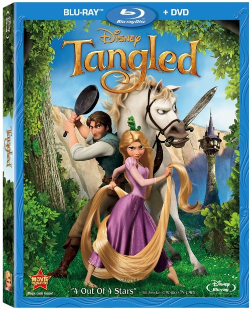 Tangled Blu-Ray Review