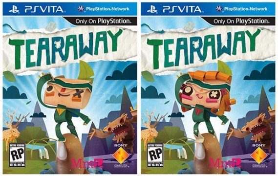 Media Molecule Peel Open Release Details For Tearaway