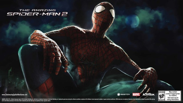 The Amazing Spider-Man 2 Will Swing Onto Consoles In 2014
