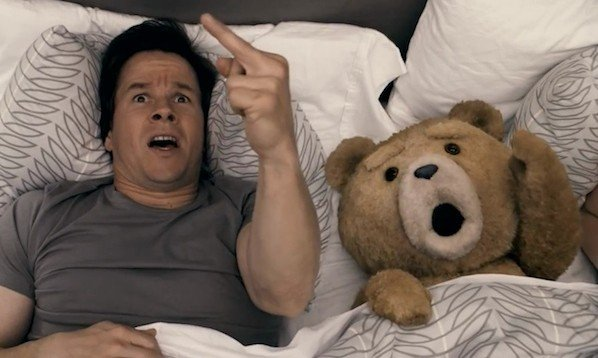 Ted Movie WGTC Weekly Throwdown: Movie Sidekicks With The Most Negative Influence